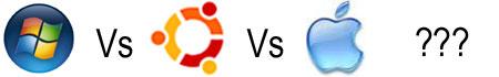 windows vs ubuntu vs mac