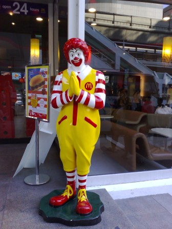 ronald mcthailand